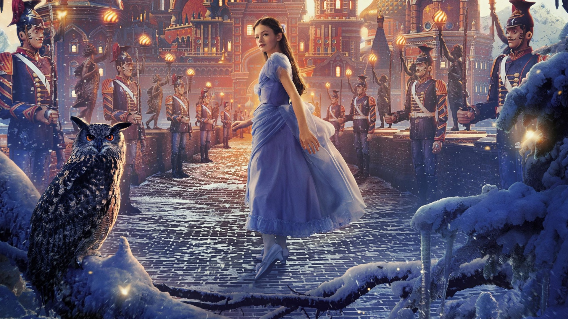 Serunya Dunia Disney's The Nutcracker and The Four Realsm di Kaskus Movie Night Out