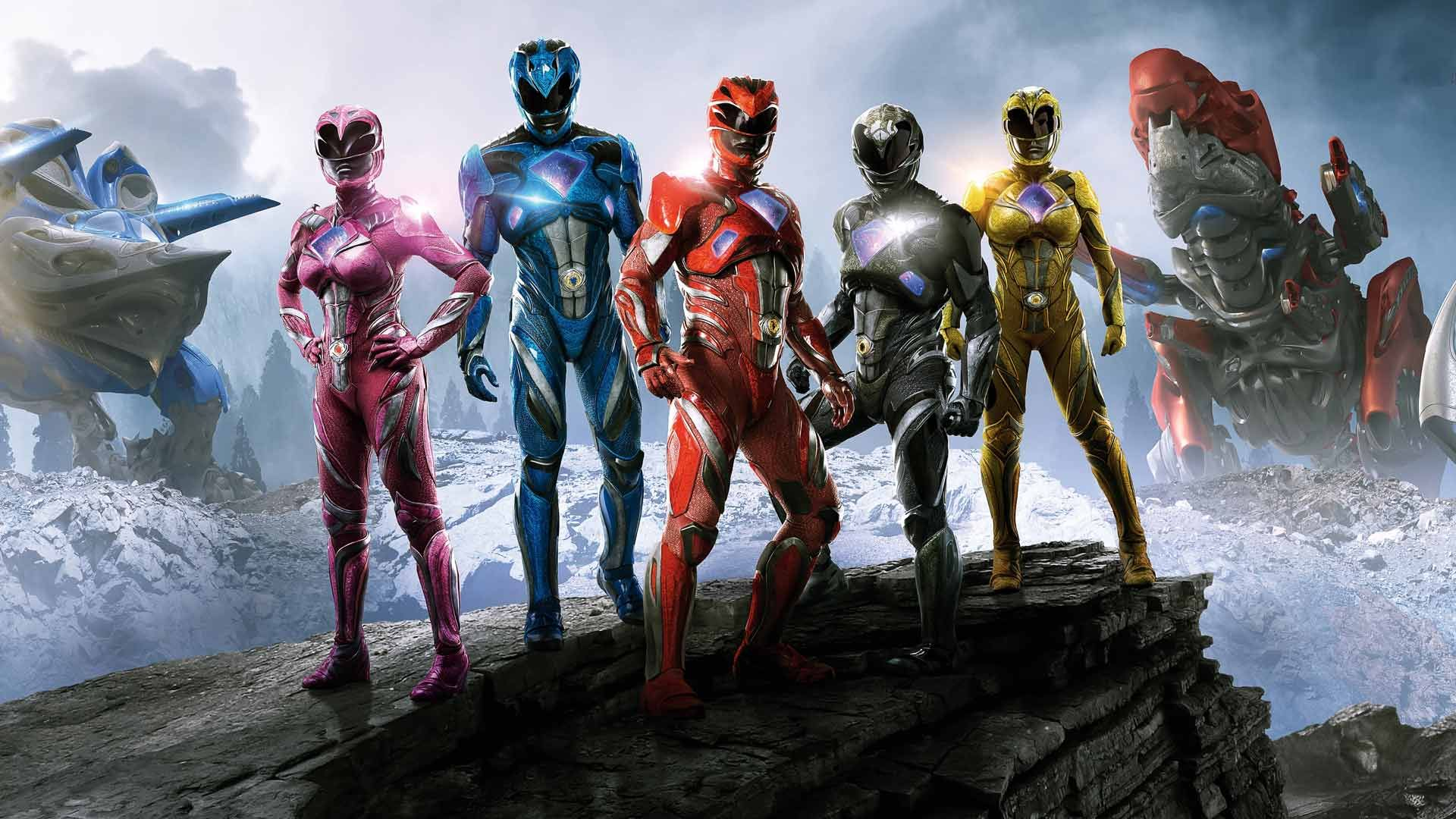 things i want from the power rangers sequel geektyrant