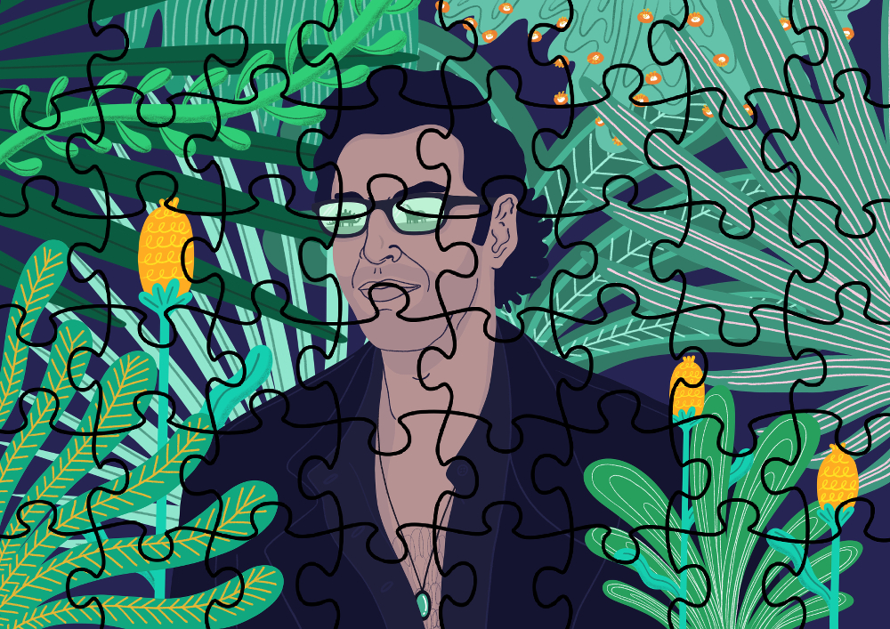 Jurassic Jeff (jigsaw) by George Morton.jpg