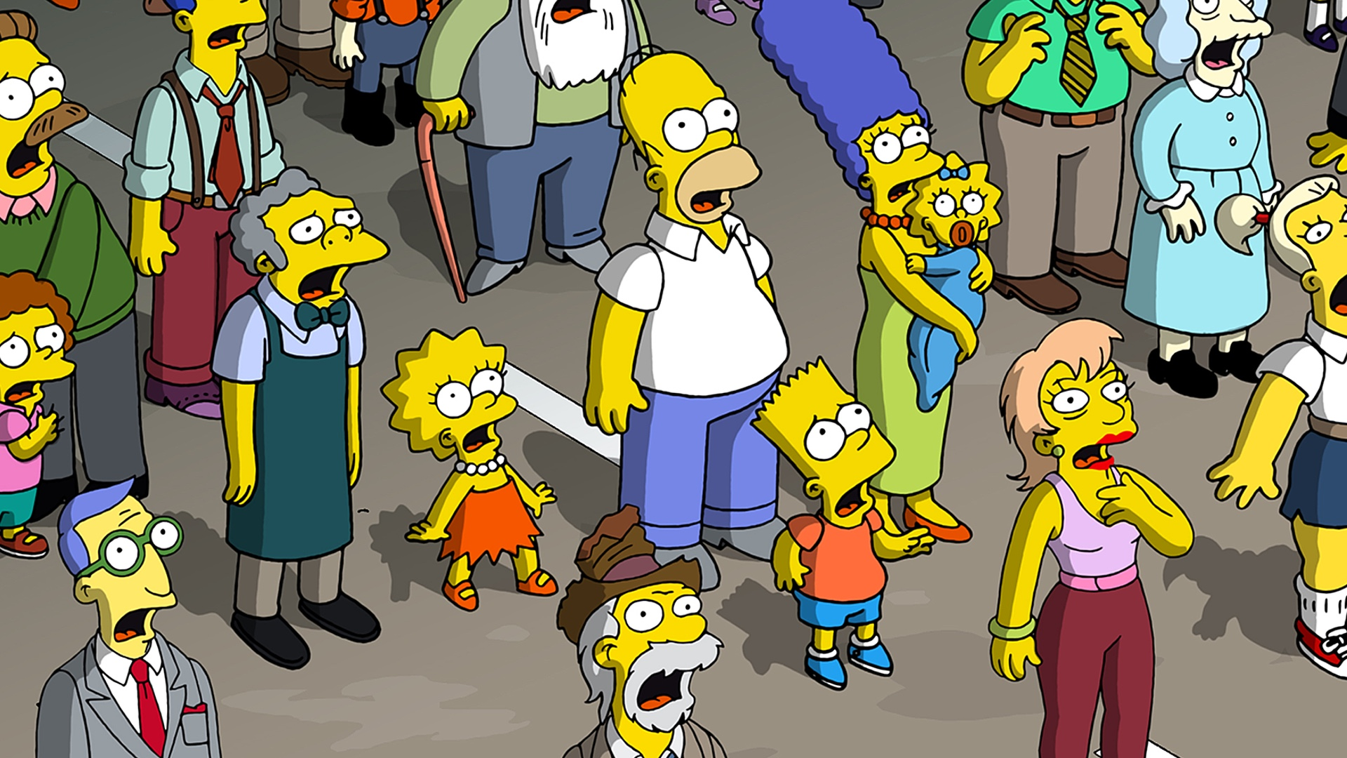 fox is reportedly developing a simpsons sequel and films for bob's