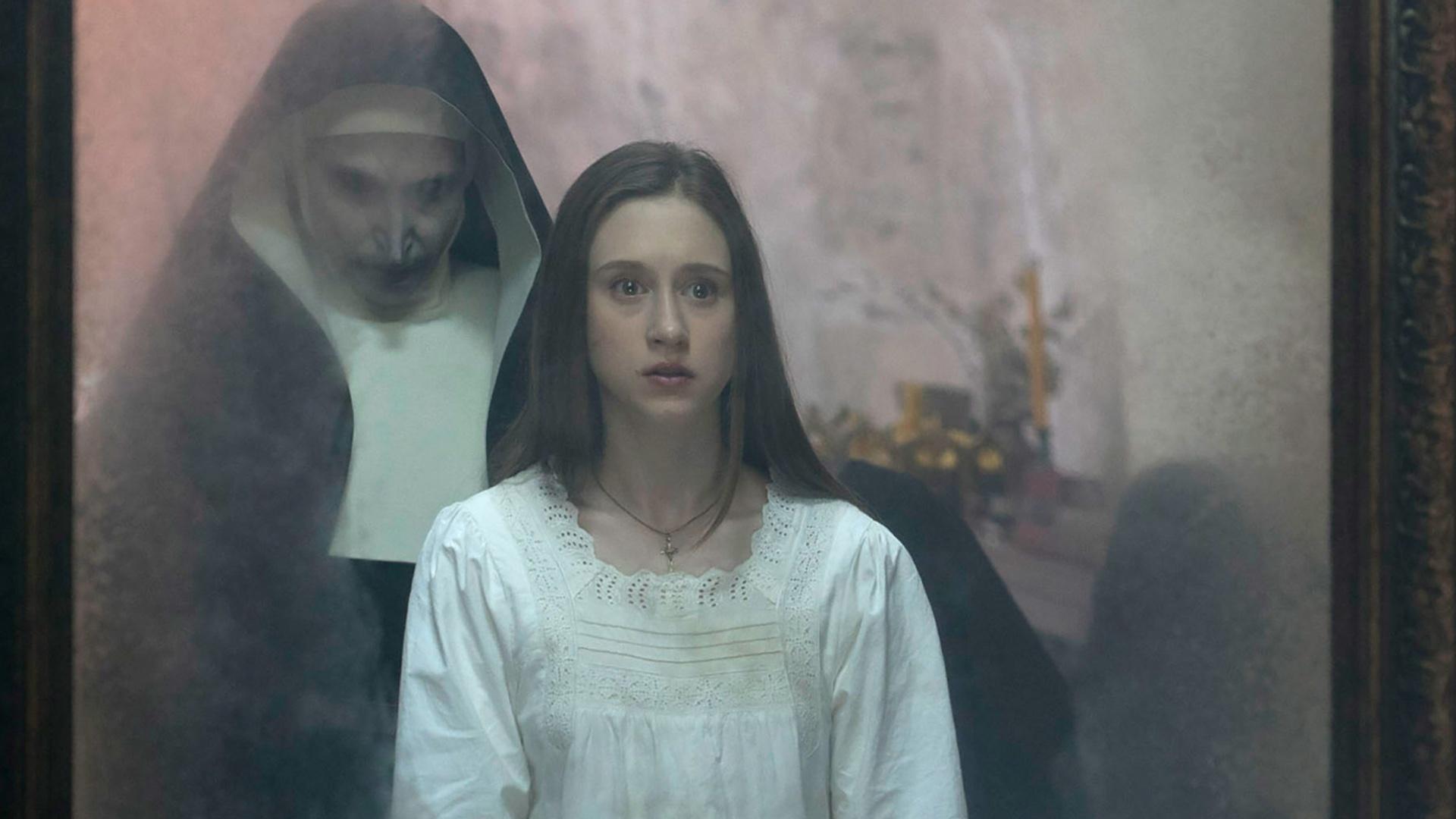 Resultado de imagem para the nun