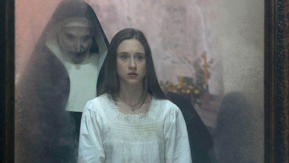 THE NUN May Have More Connections to THE CONJURING Films Than Originally Thought