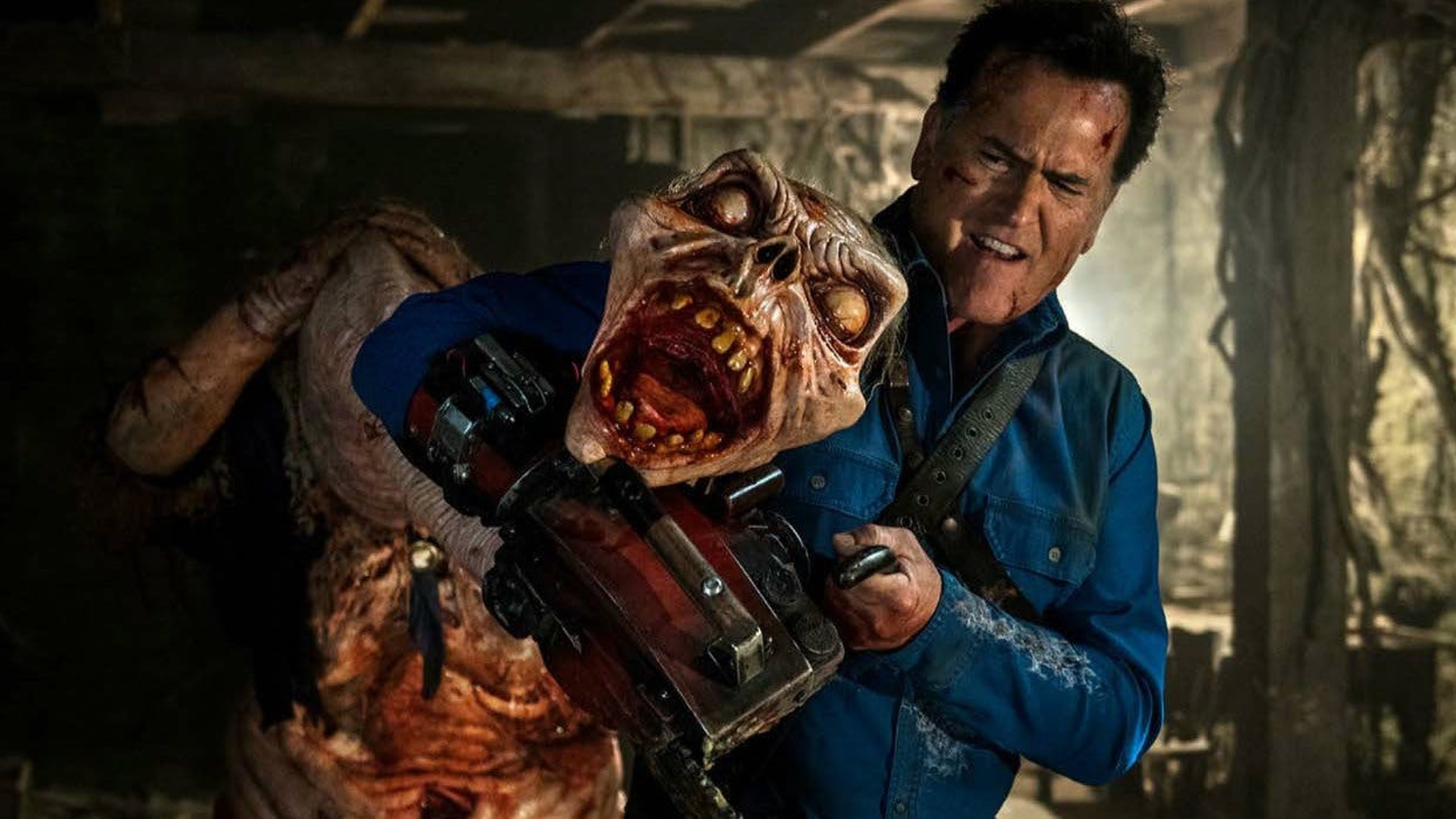 Evil Dead Bruce Campbell Announced That He Would Be Retiring From The Character It Was A Sad Time For Horror Fans But It Looks Like Hes