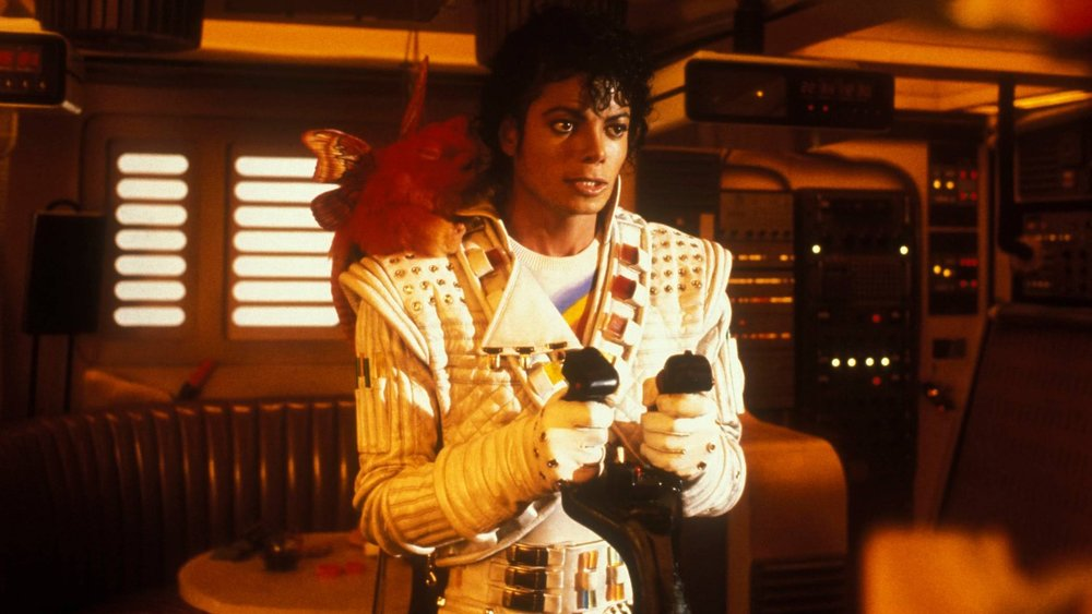 Watch a 1985 Rough Cut of Michael Jackson's Disney Sci-Fi Film CAPTAIN EO