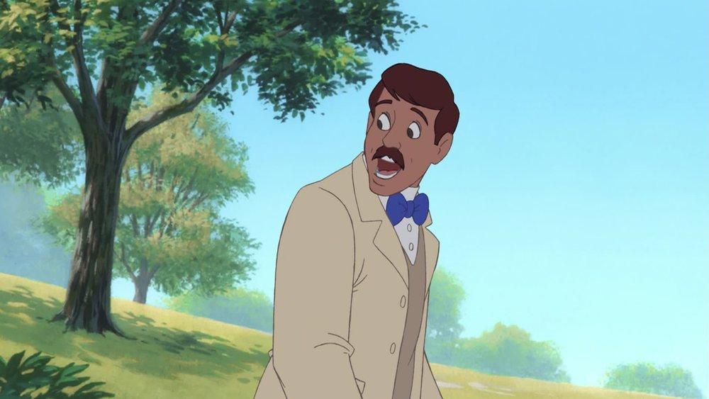 Disney's LADY AND THE TRAMP Film Casts Thomas Mann