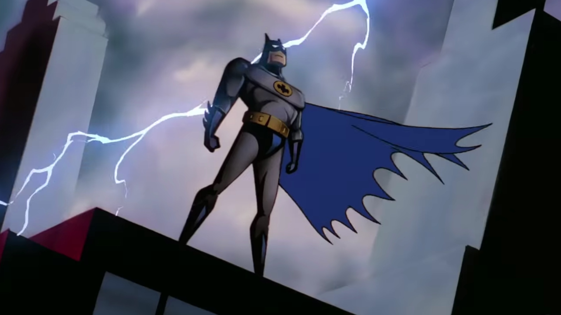 Watch The Remastered Hd Opening To Batman