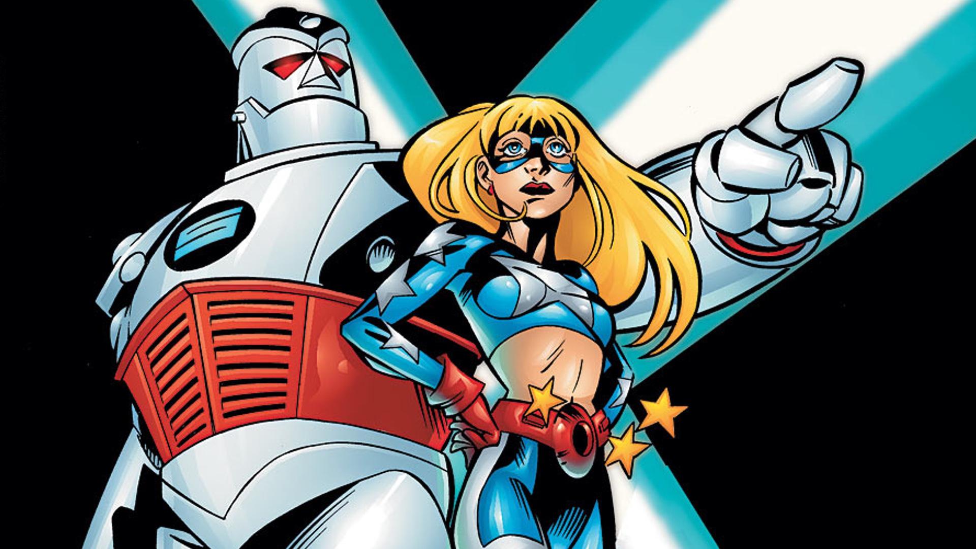 Dc Universes Stargirl Series Will Be A Reimagining Dc Comics