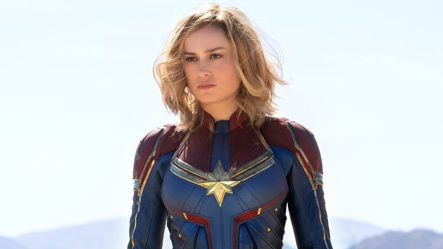 Heres Our First Official Look At Brie Larson As Captain Marvel And