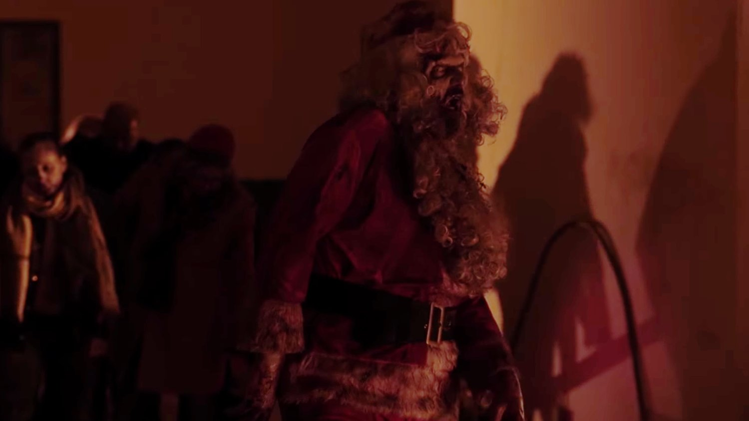 Zombie Christmas Musical.The Christmas Zombie Musical Anna And The Apocalypse Gets A