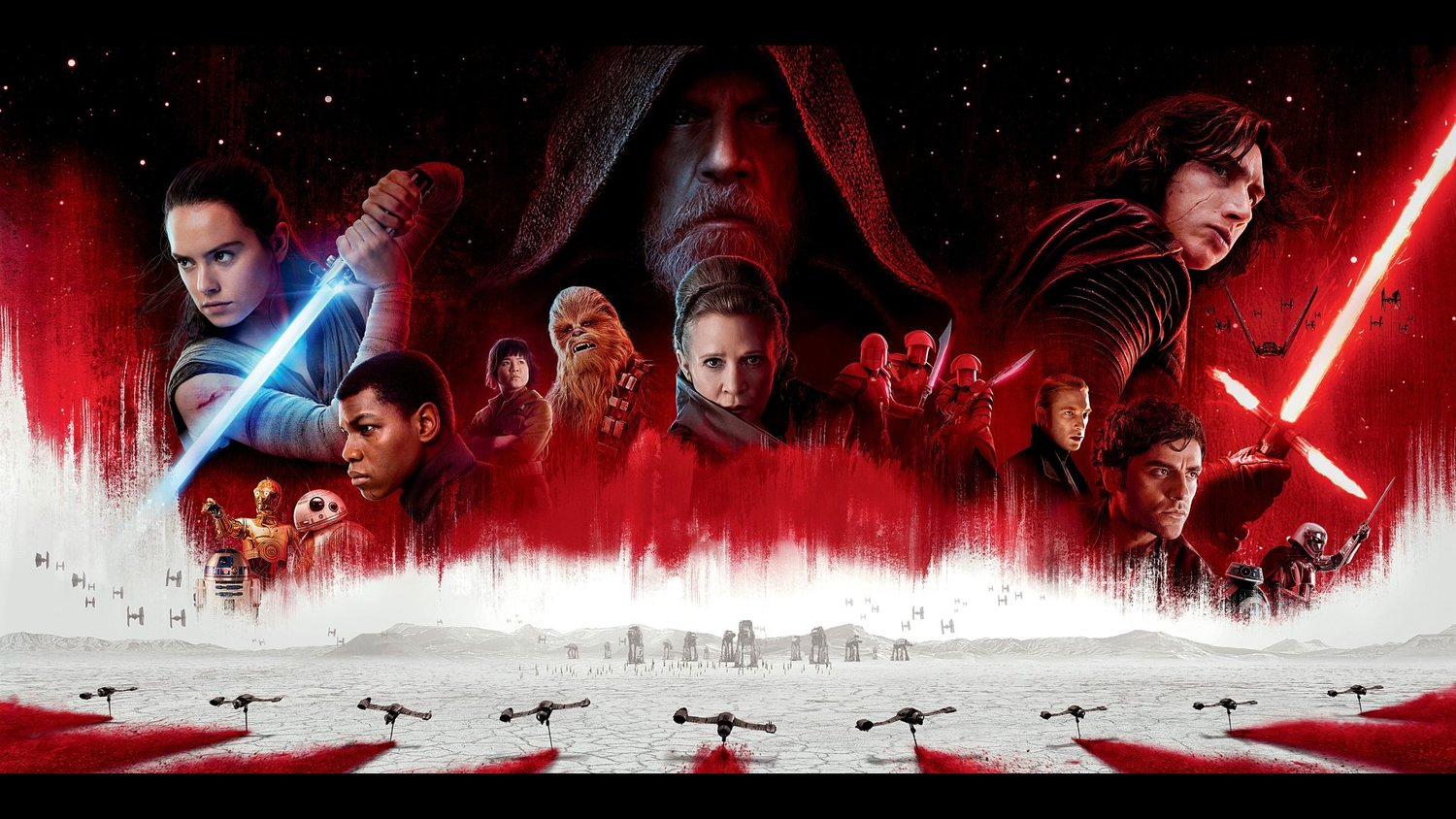 STAR WARS: THE LAST JEDI Has Sold the Most Blu-Rays in 2018