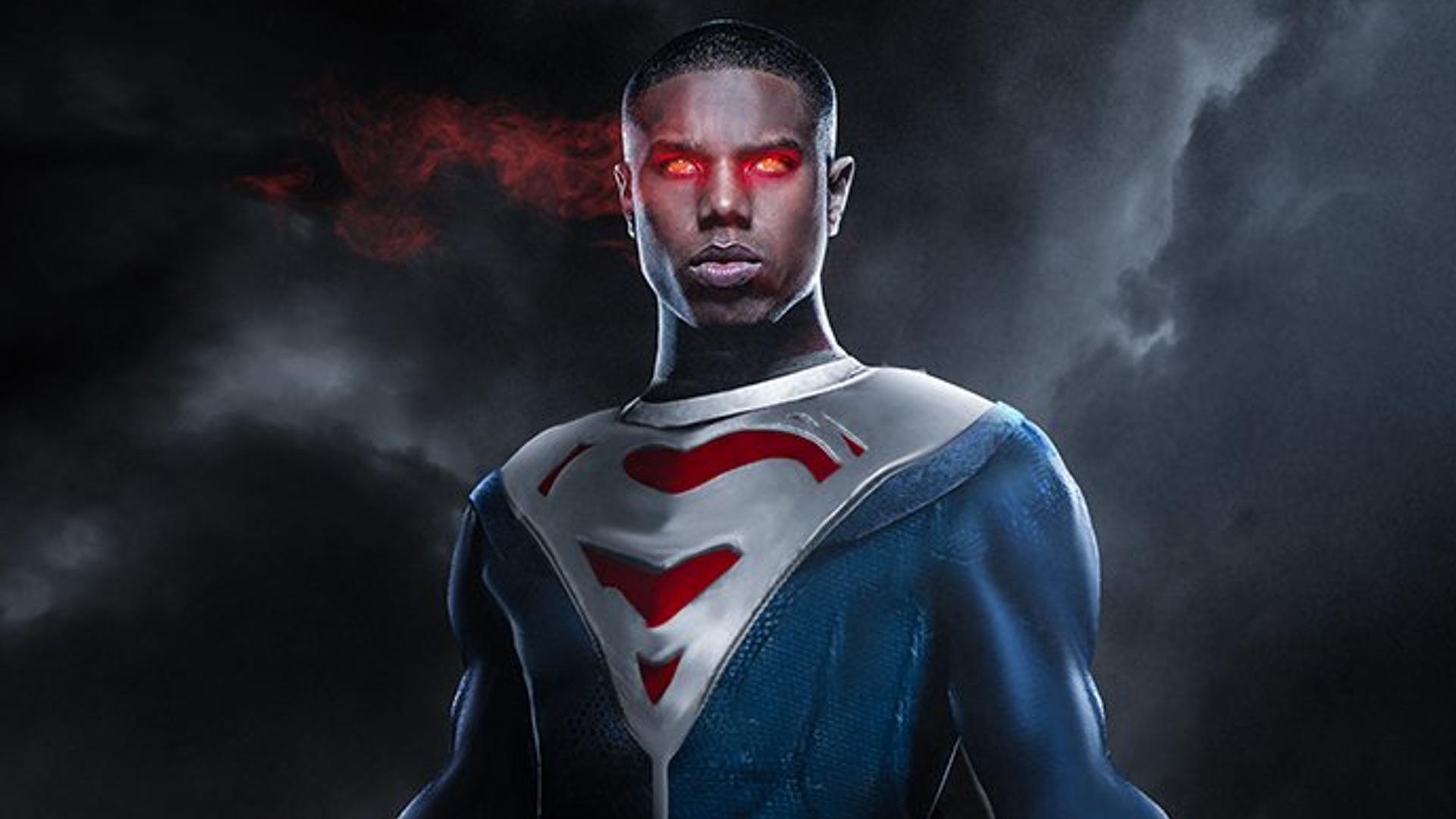 Fan Art Shows Us What Michael B Jordan Would Look Like As Superman