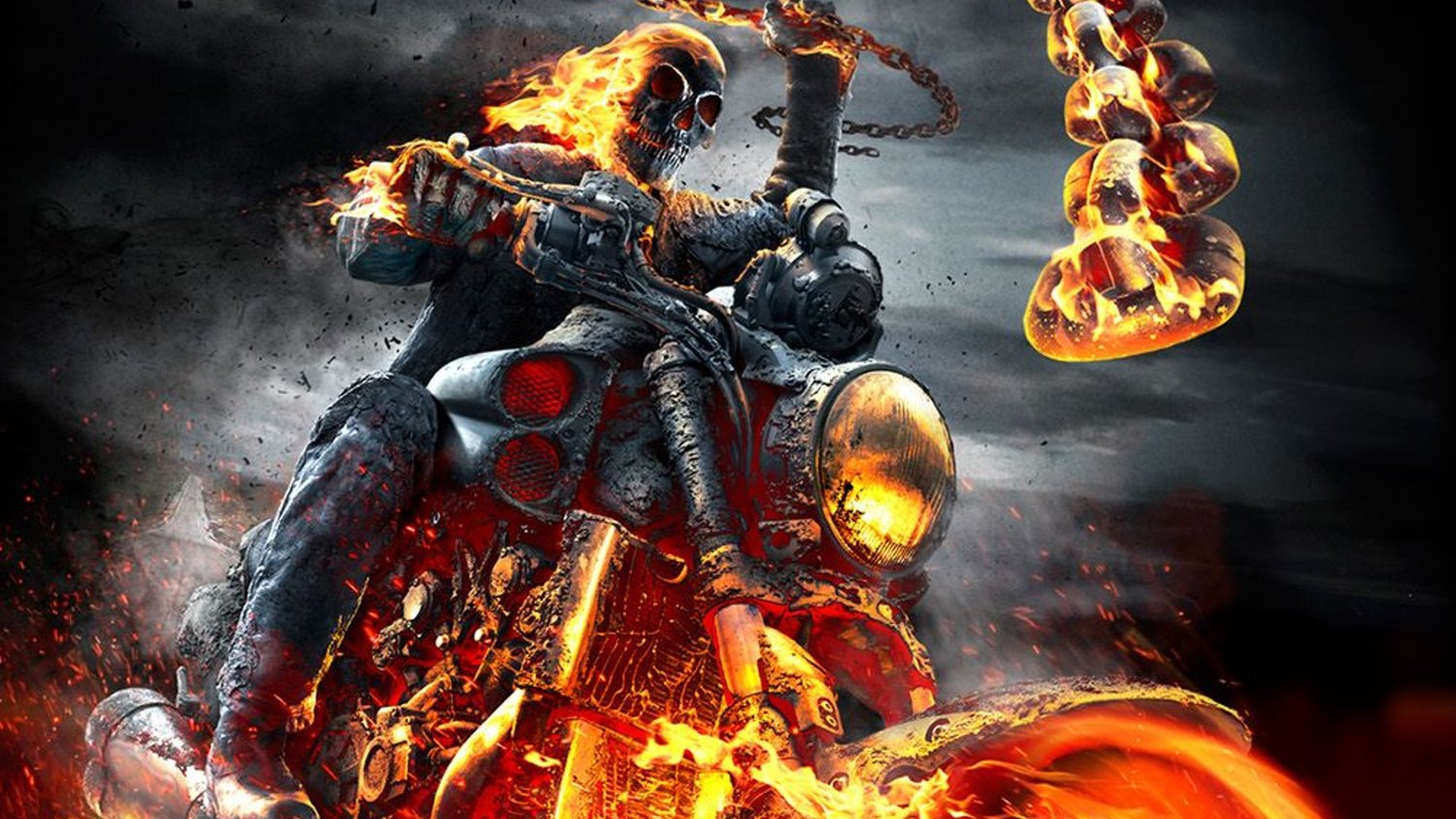 Nicolas Cage Says An R Rated Ghost Rider Film Would Be Enormously
