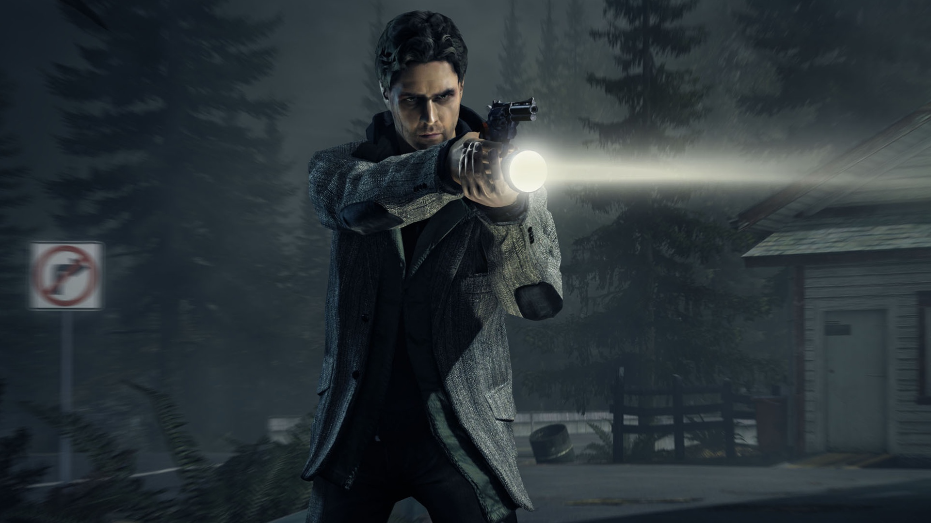 If you're a fan of the video game Alan Wake, you might be happy to hear  that there is now a live-action TV series in development.