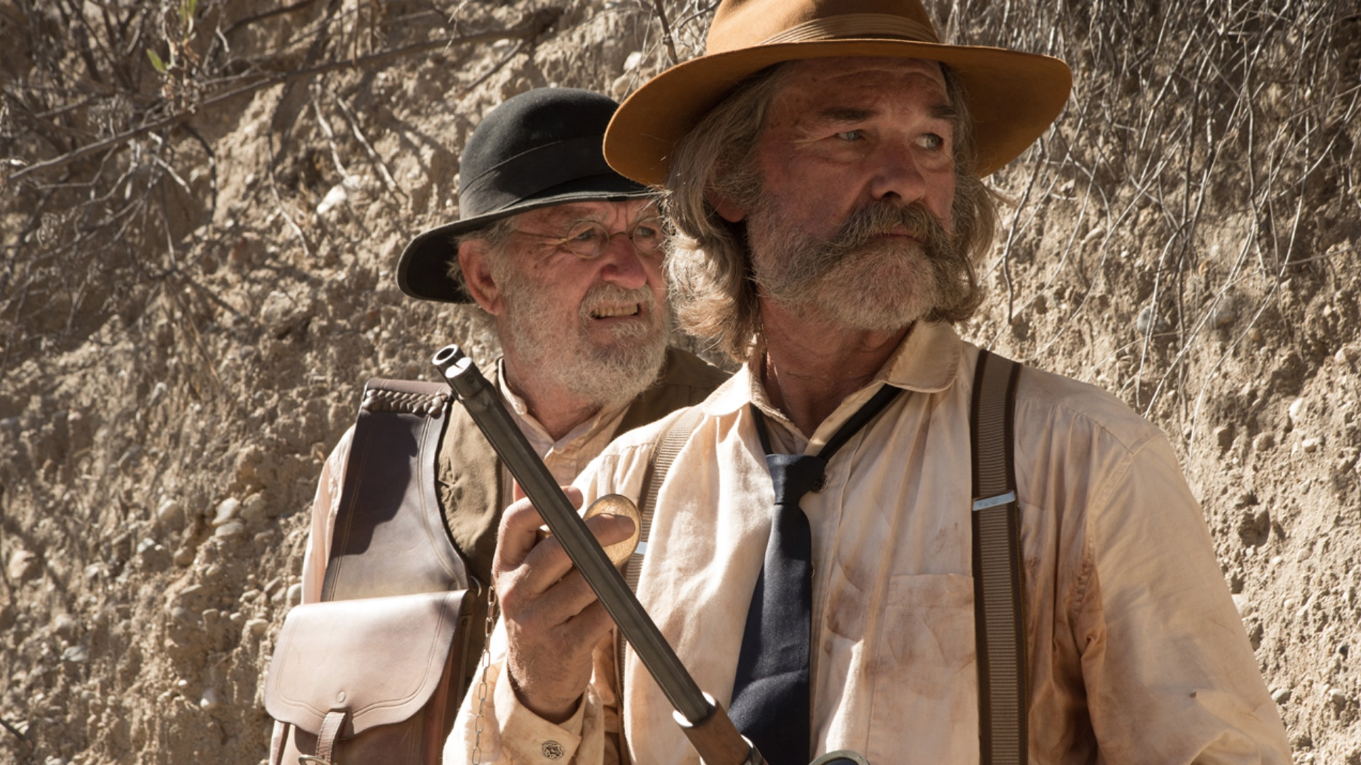 First of all, if you haven't seen writer and director S. Craig Zahler and  actor Kurt Russell's Bone Tomahawk yet, you need to watch that movie!