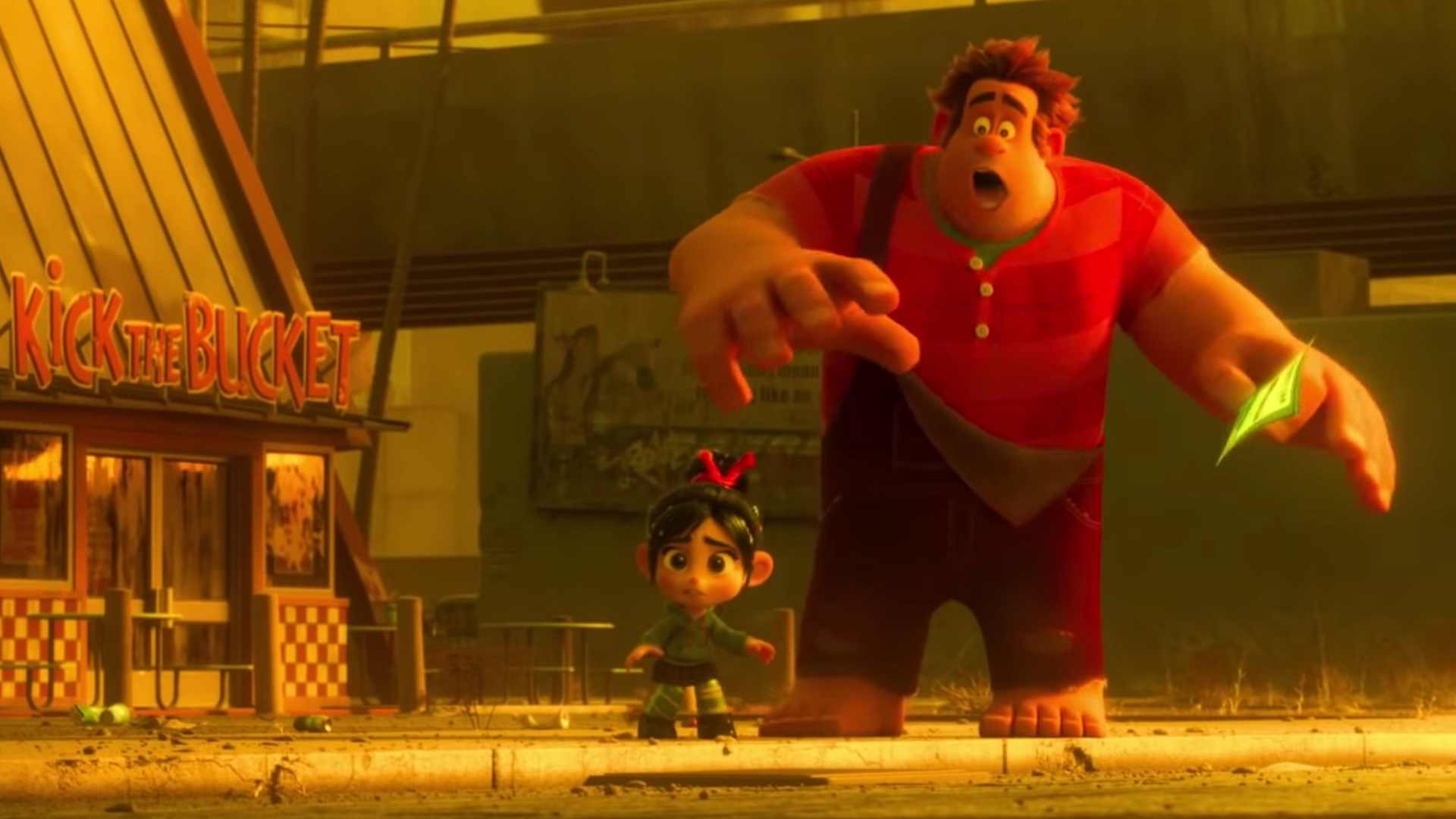 e9aced7fc0a Ralph and Vanellope Fall Deep Into The Rabbit Hole of The Internet in New  Trailer For RALPH BREAKS THE INTERNET — GeekTyrant