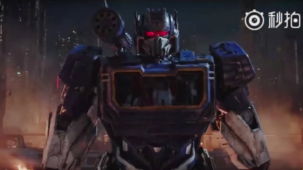 New TV Spot For BUMBLEBEE Features Optimus Prime, Soundwave and Ravage