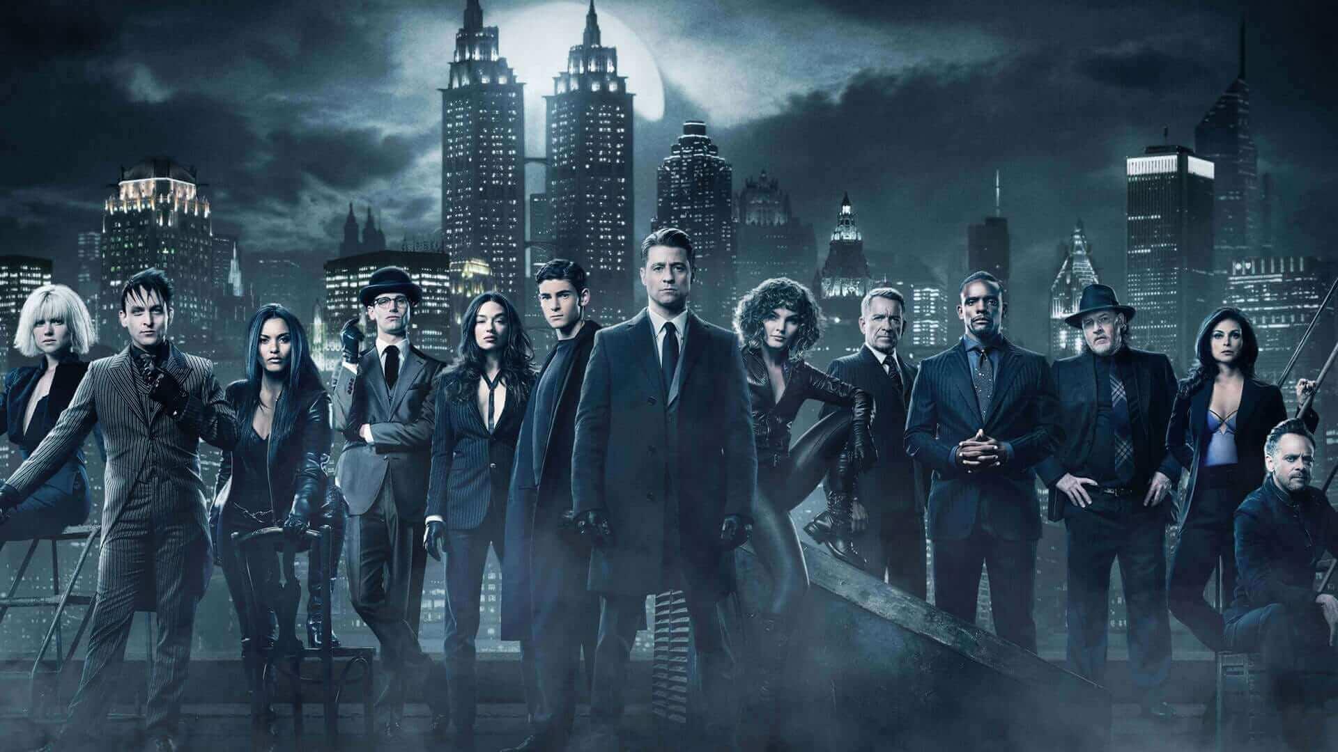 Gotham 5.évad (sorozatkritika)