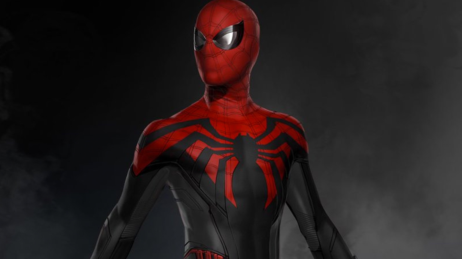 possible new details revealed for spider-man's black suit in spider