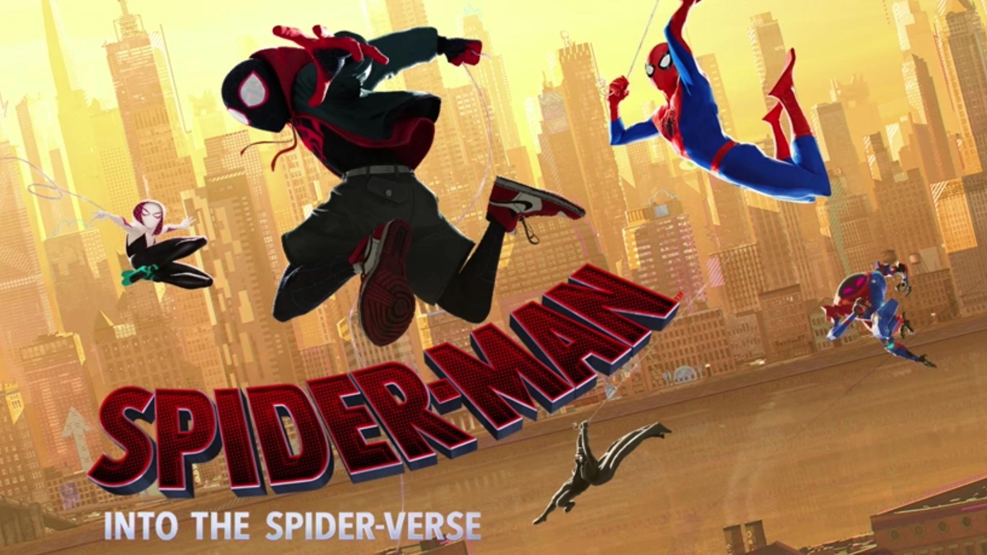 Spectacularly Radical New Trailer For Spider Man Into The Spider