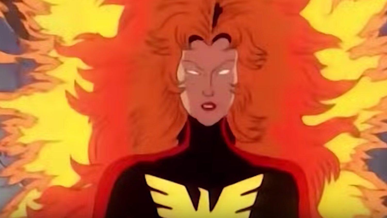 The X Men Dark Phoenix Trailer Gets A 90s X Men Animated Series