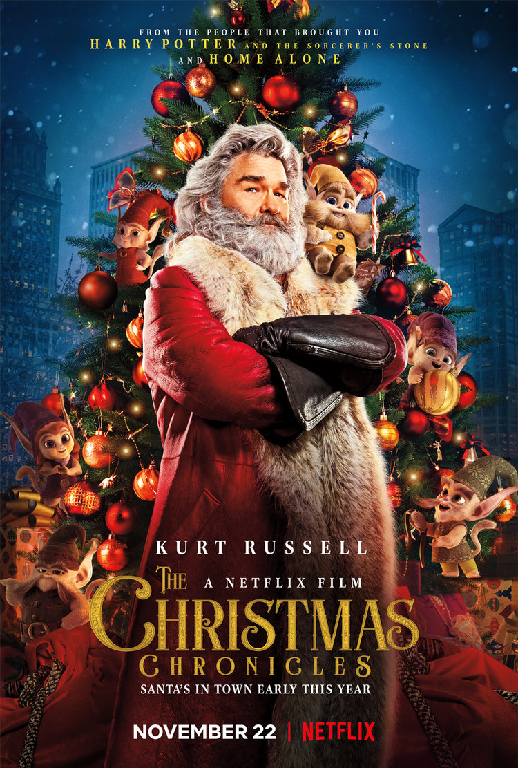 Kurt Russell is Santa Claus in First Trailer For Netflix\'s THE ...
