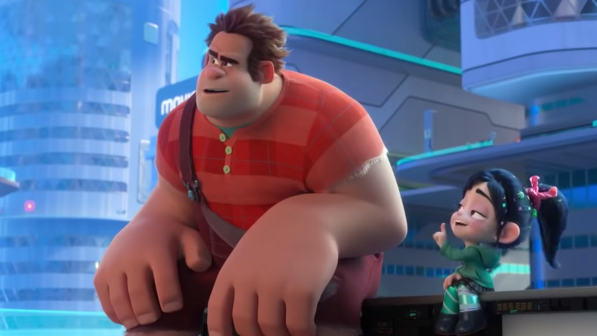 7b931b2eddd Join Ralph and Vanellope on Their Wild Internet Adventure in This Final  Trailer For RALPH BREAKS THE INTERNET — GeekTyrant