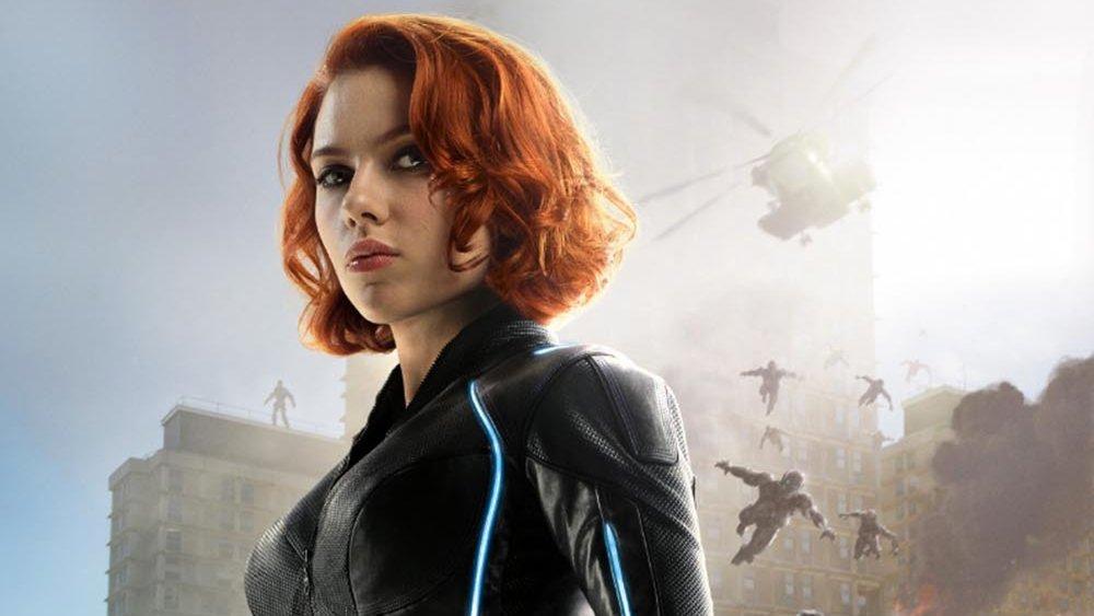 Scarlett Johansson Will Make $15 Million For Starring in Marvel's BLACK WIDOW �...