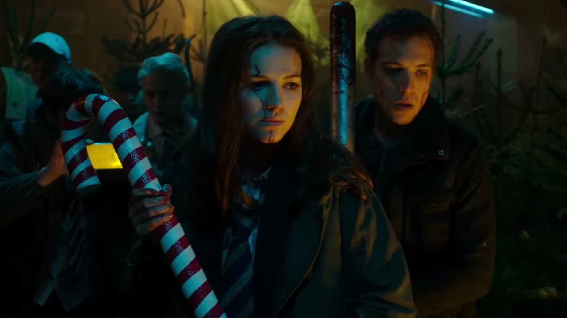 Fun New Trailer and Clip For The Zombie Christmas Musical ANNA AND ...