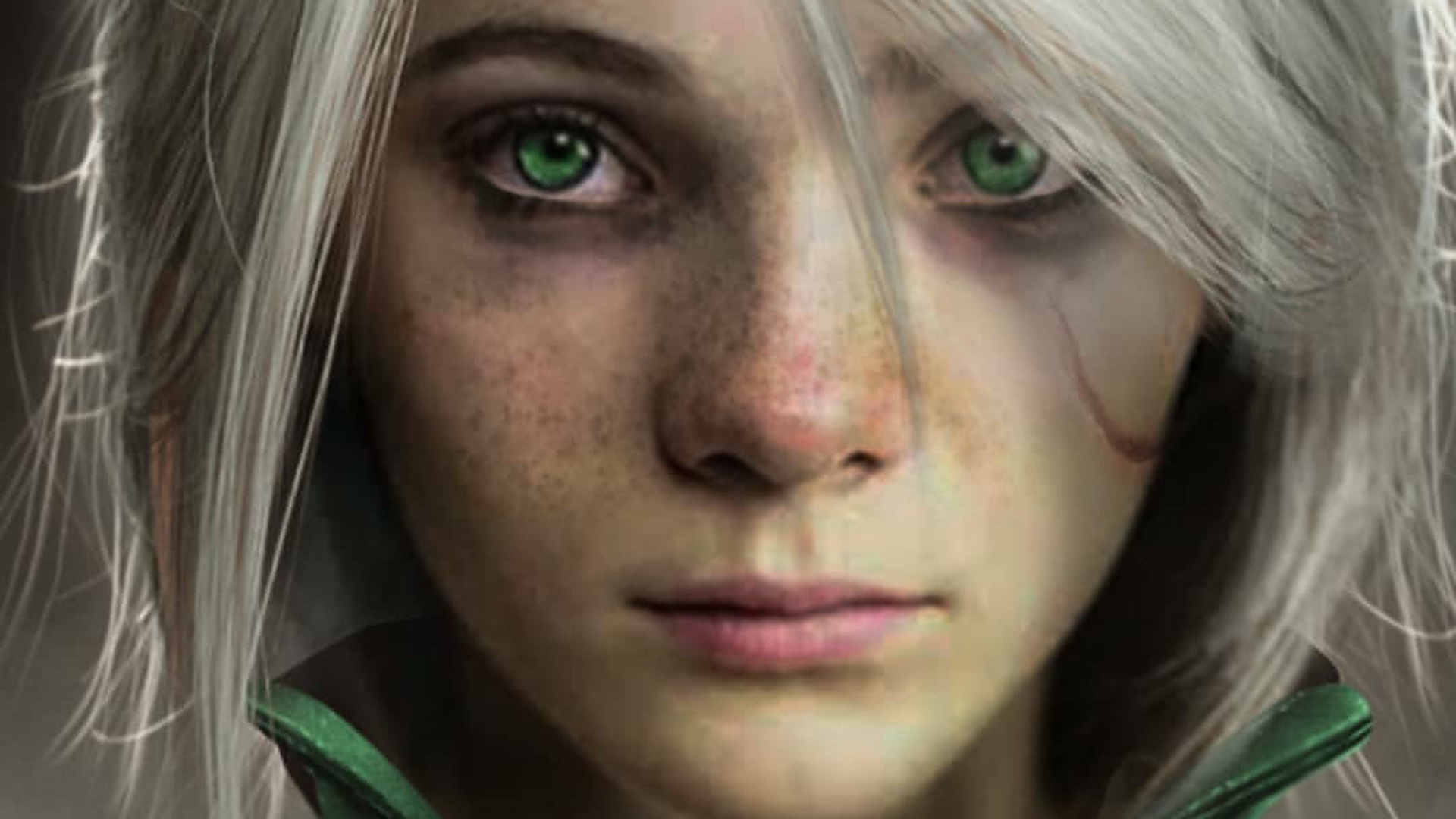 This Fan Art For The Witcher Wonderfully Imagines