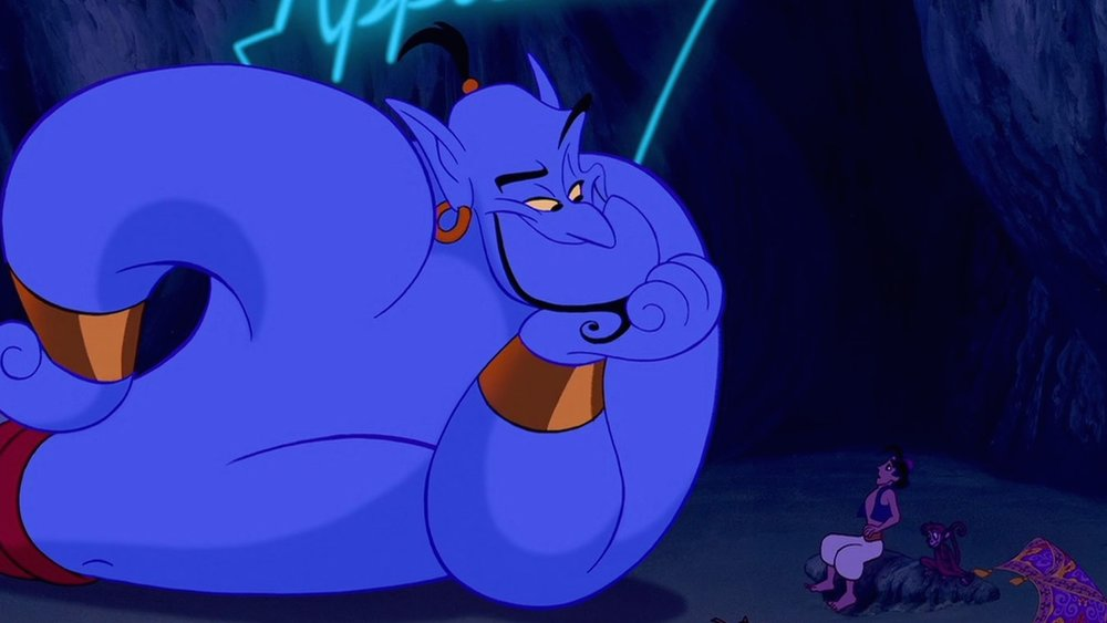The Original Writer of ALADDIN Slams Disney For Their Live-Action Remake — Gee...