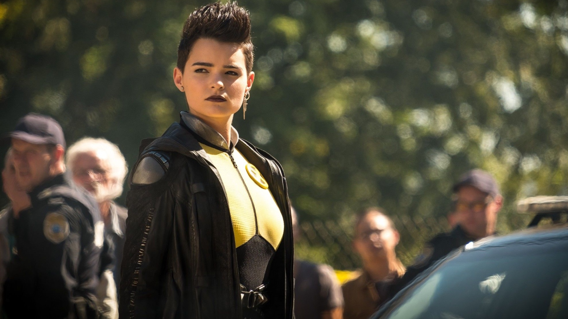 Deadpools Brianna Hildebrand To Star In Netflixs Adaptation Of