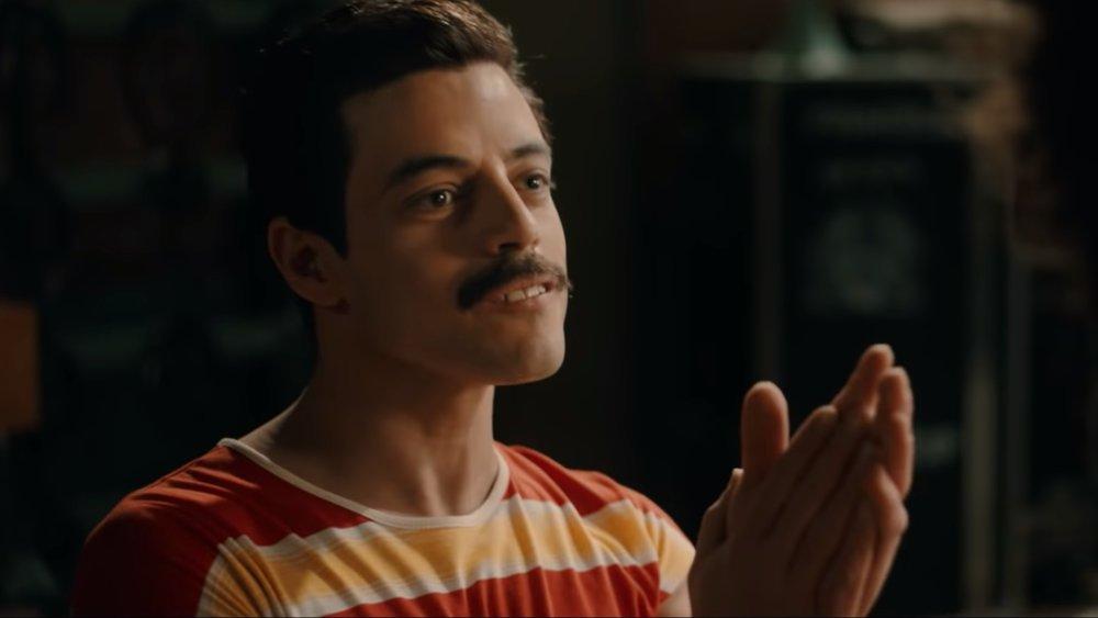 Rami Malek Will Rock You in the Bohemian Rhapsody Trailer