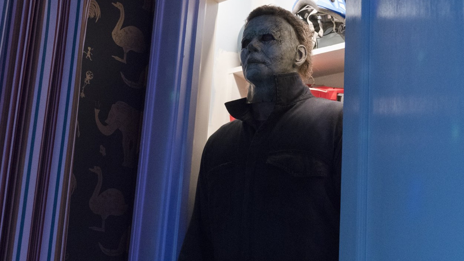 review: halloween is like the terminator 2 of horror movies — geektyrant