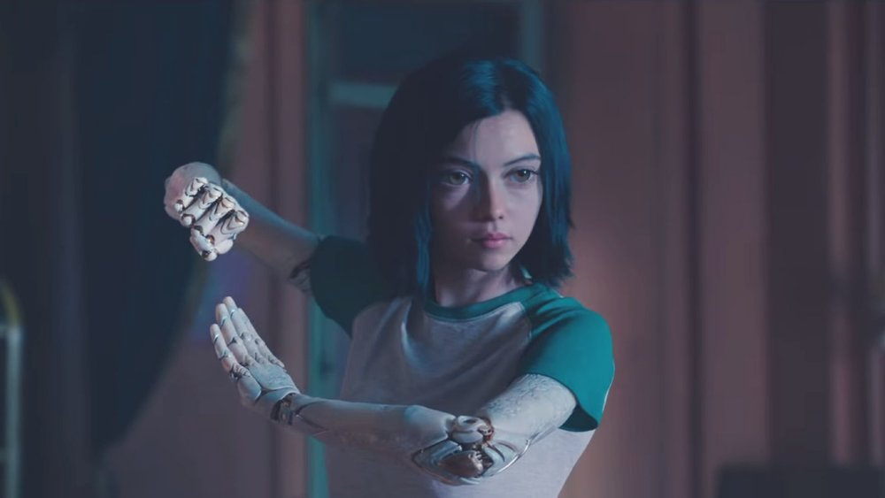 this japanese poster for alita battle angel is pretty cool \u201cthealita battle angel may have been pushed back, but we have a new poster that seems to kick things up a notch most of the clips i\u0027ve seen look interesting,