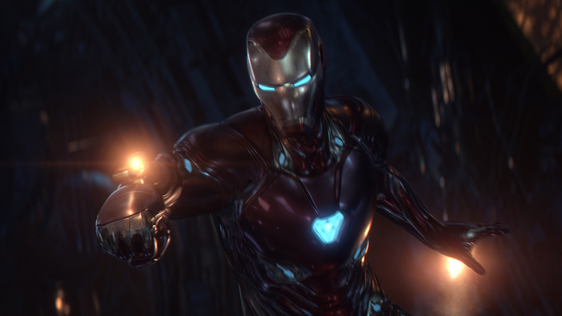 Marvel Fans Think This Avengers 4 Set Photo Shows Iron Man S Proton