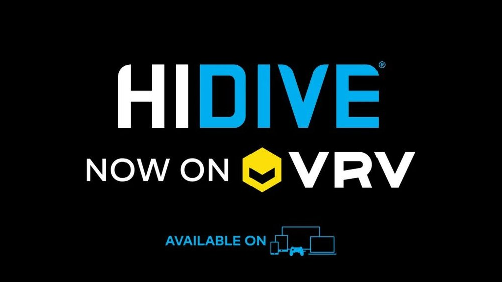 vrv is bringing hidive to fill anime void left by funimation rh geektyrant com