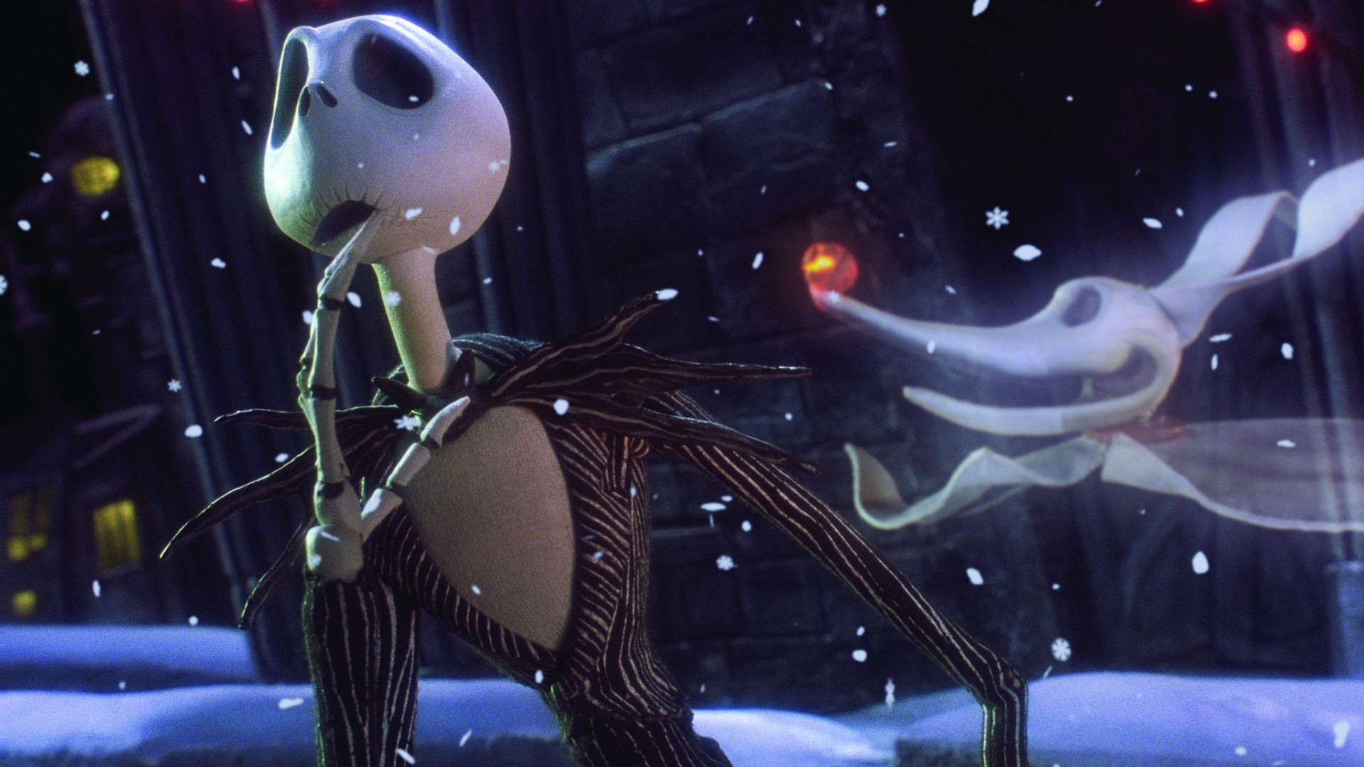 THE NIGHTMARE BEFORE CHRISTMAS Director Henry Selick Regrets Cutting ...