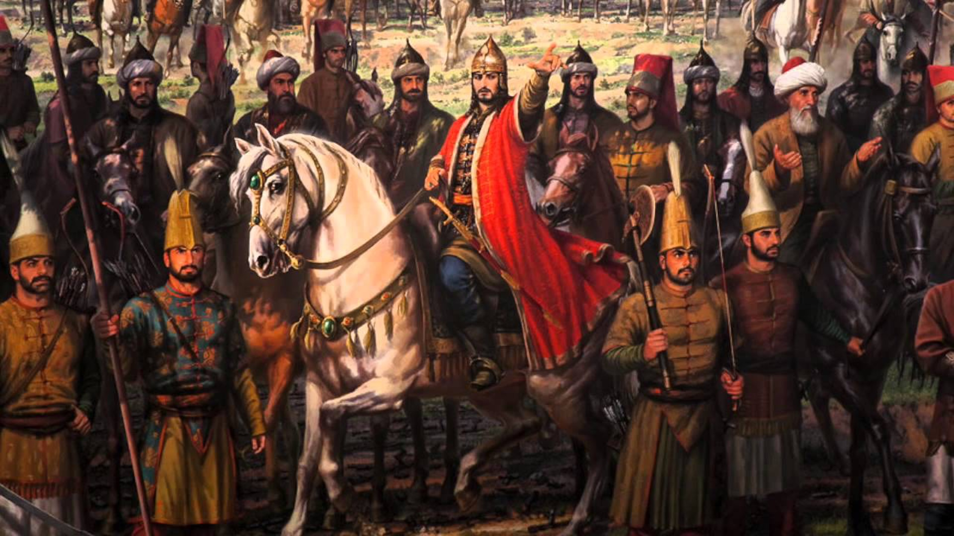 Netflix Is Developing A Six Episode Historical Series Called Ottoman