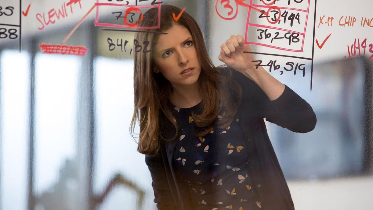 Anna Kendrick Heads To Mars In A New Sci Fi Film Called