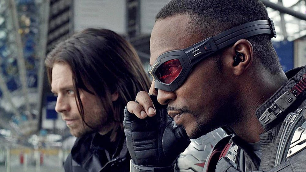 Winter Soldier and Falcon To Team Up in a New Marvel Series