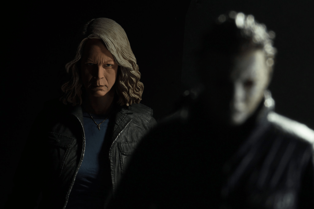 HALLOWEEN's Laurie Strode is Getting Her Very Own Action Figure Thanks To NECA