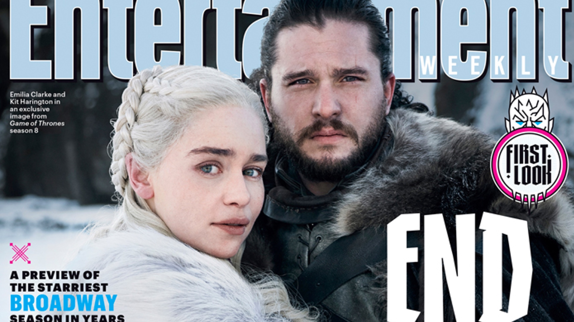 First Image For Game Of Thrones Season 8 Which Will Be An Emotional