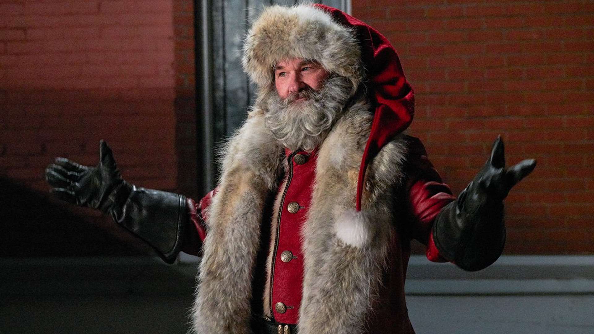 New Trailer For Kurt Russell\'s Santa Claus Movie THE CHRISTMAS ...