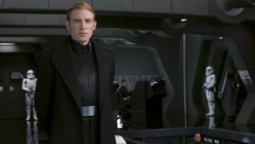 There's a New Rumor That General Hux Will Betray Kylo Ren in STAR WARS: EPISODE IX