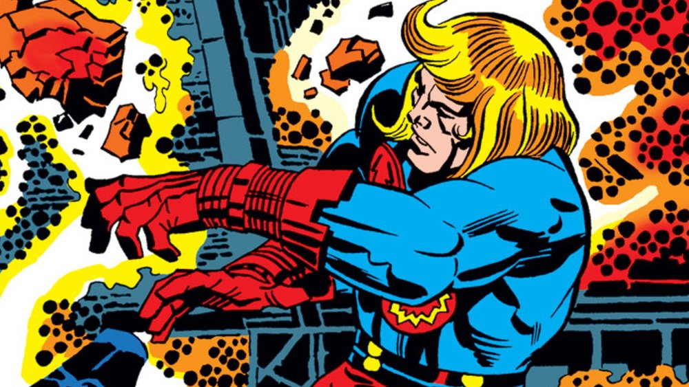 Marvel Will Reportedly Start Production on THE ETERNALS in 2019