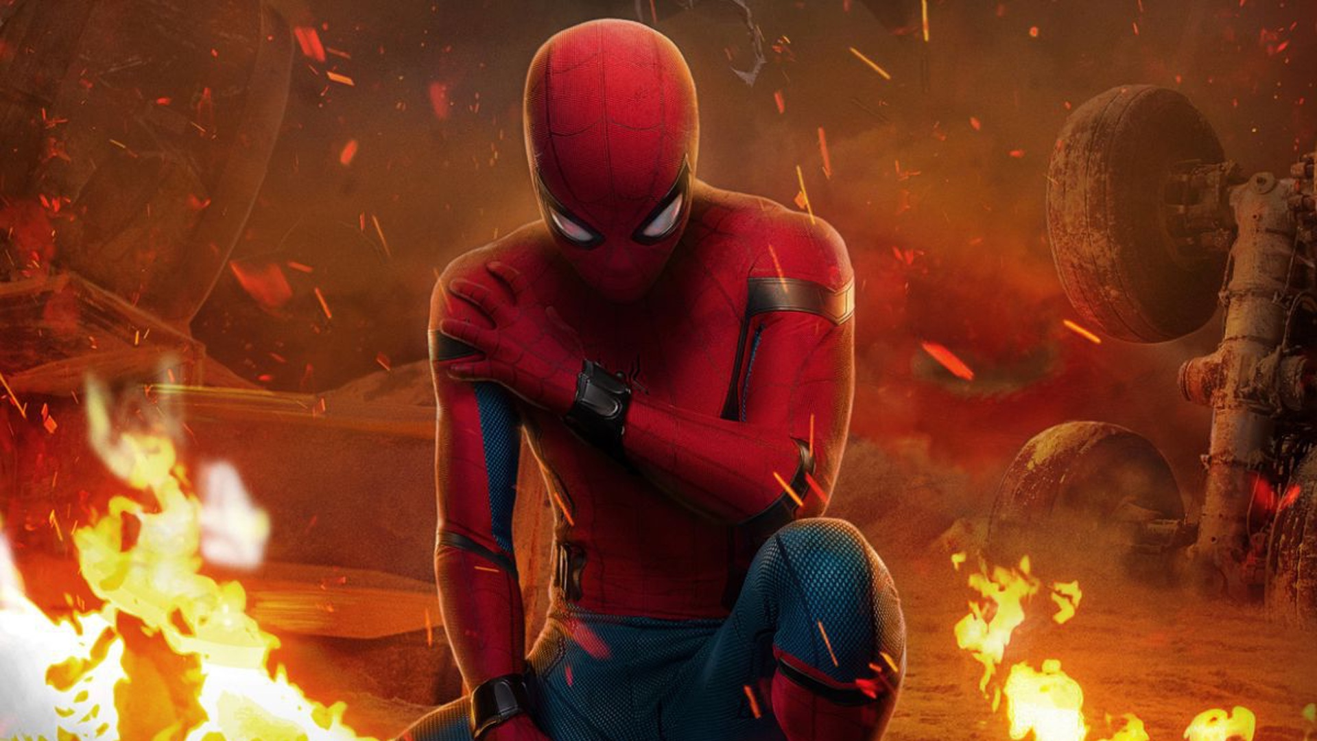 Marvel Has A Countdown Clock For Spider Man Far From Home Geektyrant
