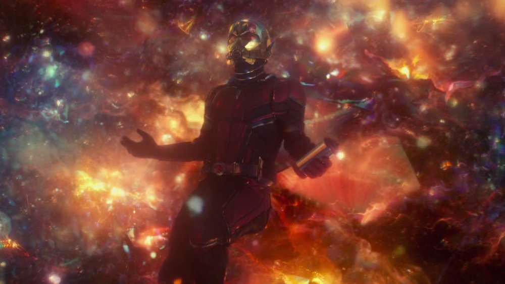 How Do You See The Quantum Realm Affecting The MCU Beyond AVENGERS 4