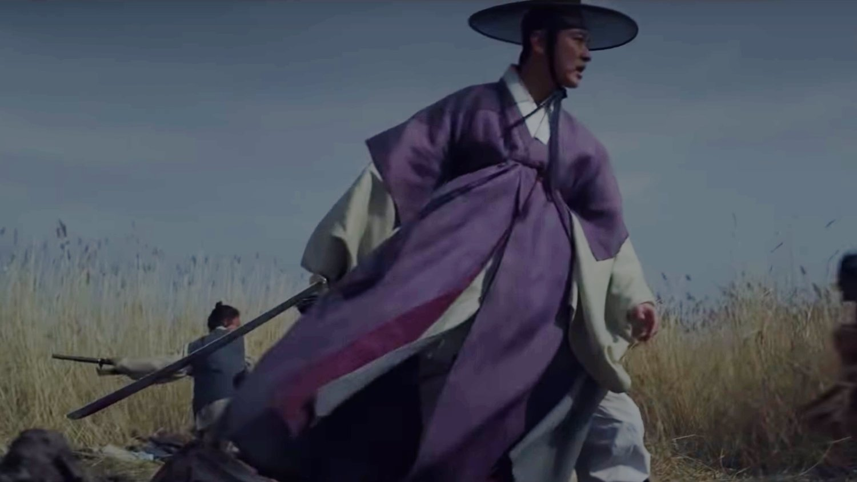 Ancient Korean Warriors Battle The Undead In Netflix S Epic New