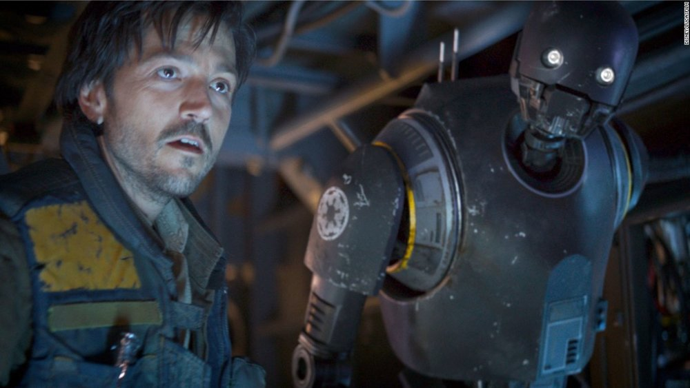 Lucasfilm is Developing a Live-Action STAR WARS Series that Focuses on Cassian Andor From ROGUE ONE