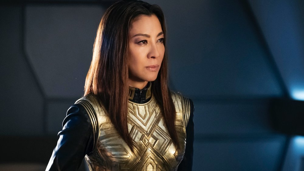 Michelle Yeoh's Captain Emperor Georgiou From STAR TREK DISCOVERY is Getting Her Own Series